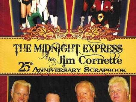 Bulldog's Bookshelf: The Midnight Express & Jim Cornette 25th Anniversary Scrapbook