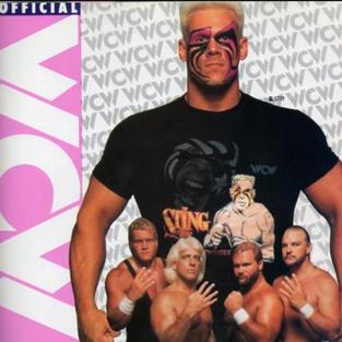 WCW Merch From 1990