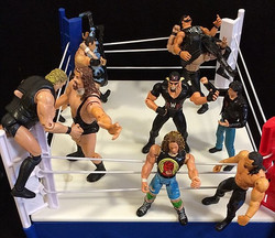 10 Obscure WCW ToyBiz Action Figures