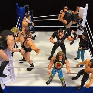 10 Obscure WCW ToyBiz Action Figures