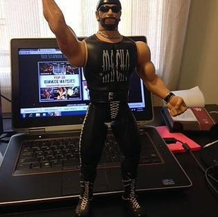 Giant Talking Macho Man