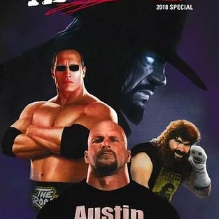WWE Attitude Comic Book