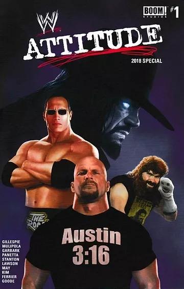 WWE Attitude
