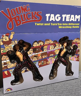 The Young Bucks LJN Figures