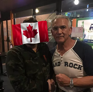 An Evening With Ricky The Dragon Steamboat