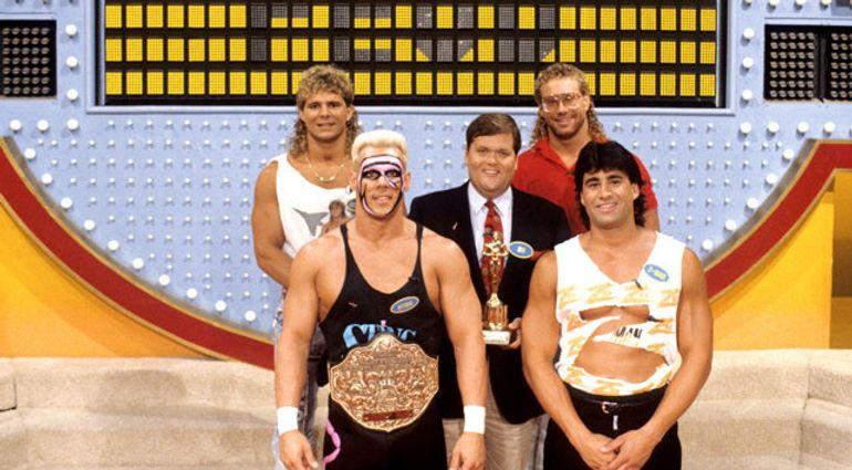 WCW Wrestlers On Family Feud