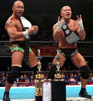 Tag Team Spotlight: Jado and Gedo