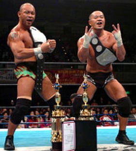Tag Team Spotlight: Jado and Gedo