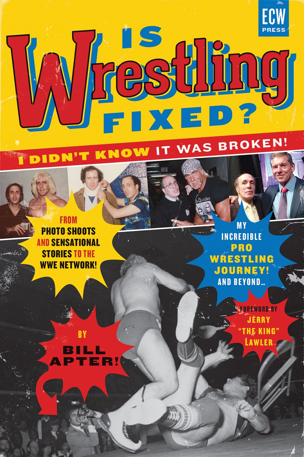 Is Wrestling Fixed_