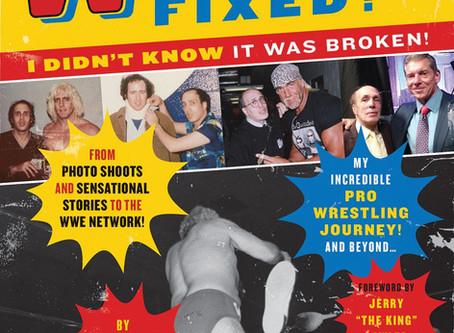 Bulldog's Bookshelf: Is Wrestling Fixed? I Didn't Know It Was Broken!
