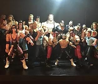 I've Seriously Upgraded My WCW ToyBiz Collection