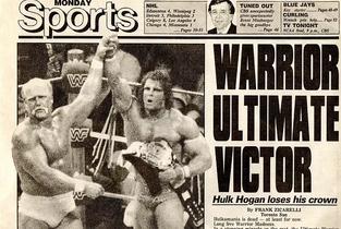 My First WrestleMania