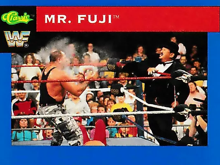 Card Corner: WWF Classic (1991)