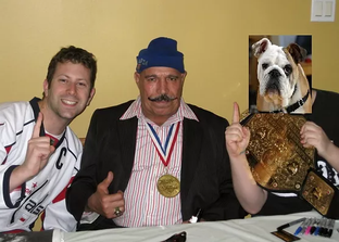 I Spent WrestleMania With The Iron Sheik and Virgil. JEALOUS?