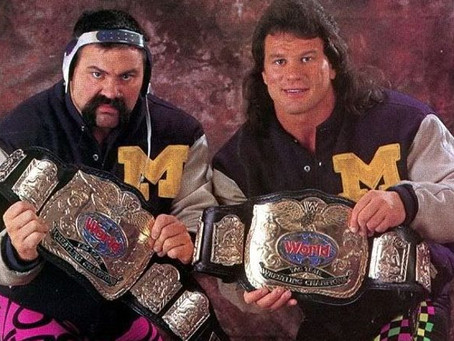 Tag Team Spotlight: Rick & Scott Steiner