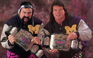 Tag Team Spotlight: Rick and Scott Steiner