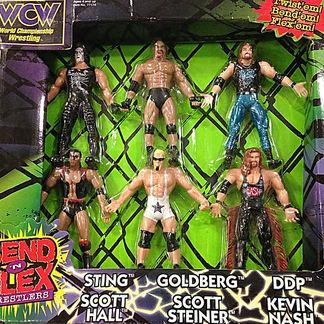 WCW Bend n Flex