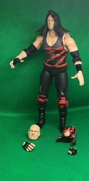 SH Figuarts WWE figures