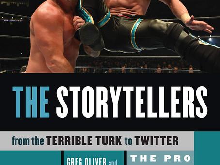 Bulldog's Bookshelf: The Storytellers