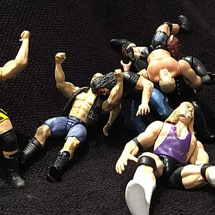 A Tribute To Bone Crunching Action Figures