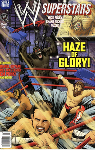 WWE Superstars: Haze Of Glory