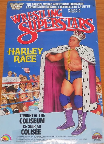 King Harley Race poster.webp