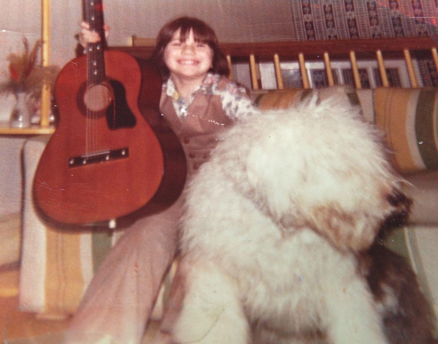 Marykate O'Neil 1970's folk singer