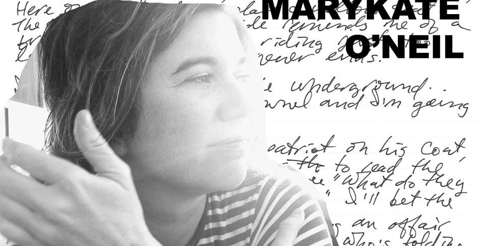 Marykate O'Neil underground cd