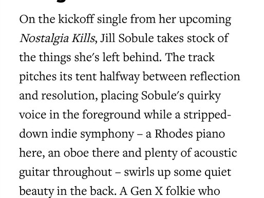 Rolling Stone Song Pick Of The Week!