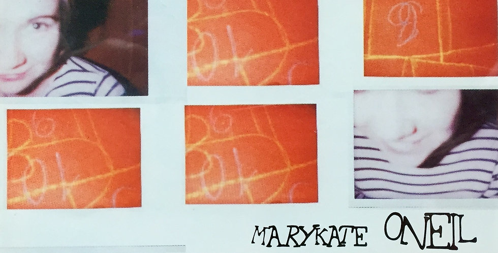 Marykate O'Neil self titled cd