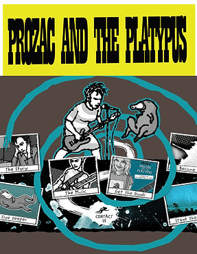 Prozac and the Platypus Musical