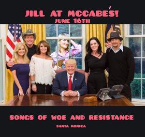 Jill at Mccabes!!!! 6-6!!!!