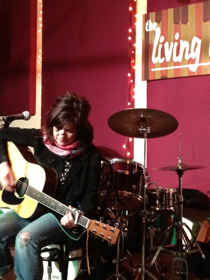 Marykate O'Neil living room show