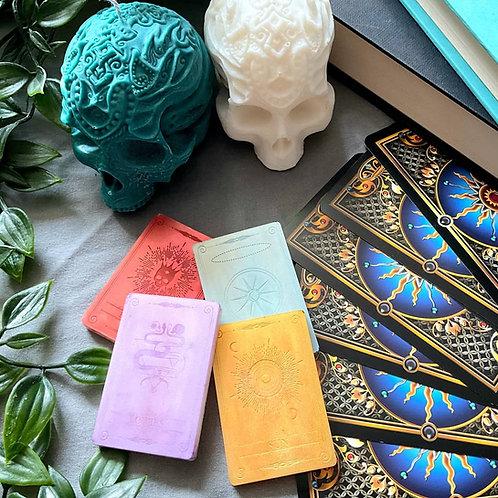 Tarot Card Wax Melt Set