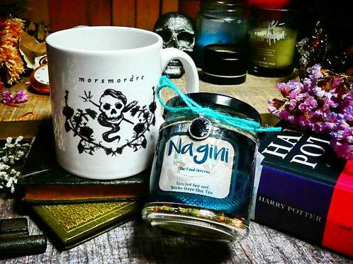 Nagini | Senchai Green Loose Leaf Tea