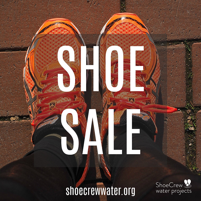 Athletic Shoe Sale Stay Tuned!