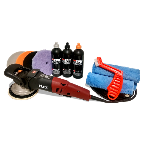 Flex (reacondicionada) + Kit de Corrección de pintura