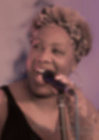 Theresa Burnette, Singer, by Parizia Adamo Photoraphy