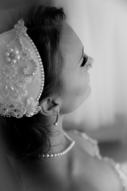 Getting Ready of the Bride