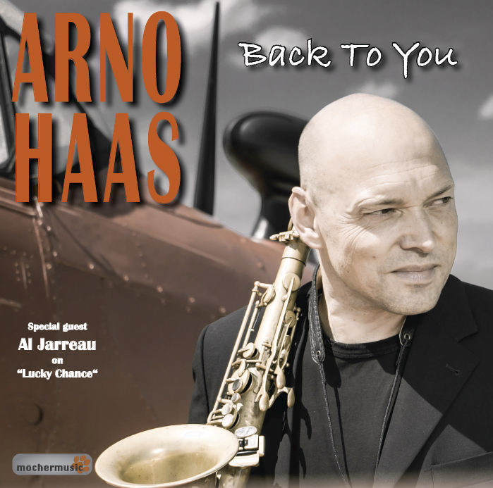 Back To You Artwork by Arno Haas