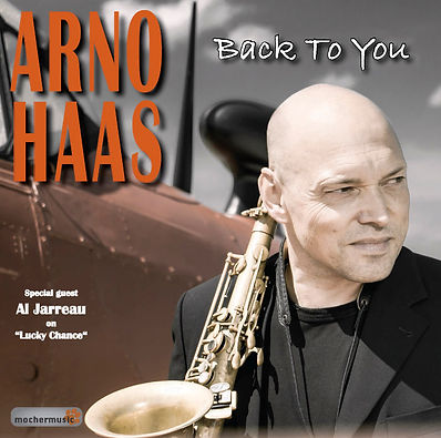 Music CD-CoveArt Arno Haas