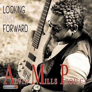 Alvin Mills CD-Cover Shooting, Booklet, ArtWork, Patrizia Adamo Photography