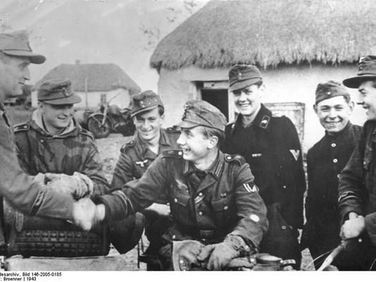 Smolensk, German Occupied Russia, 1943
