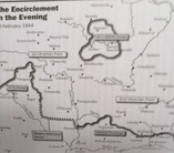 Korsun-Shevchenkovskii Operation, the Encirclement and Breakout of 2 Wehrmacht Korps, 42nd and 11th,