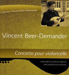 L'ÂME DE FOND – CONCERTO POUR VIOLONCELLE –1ER MOUVEMENT – VINCENT BEER-DEMANDER