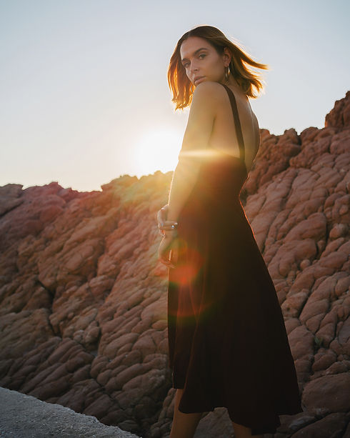 Fashion shooting Athens