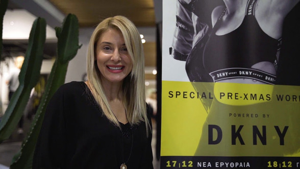 Event Video for DKNY