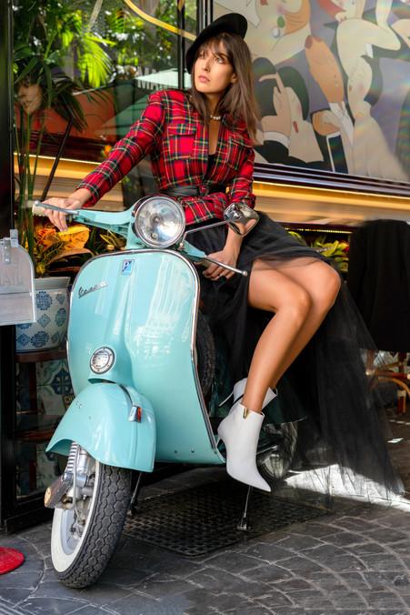 Fashion Shoot for Gianna Kazakou