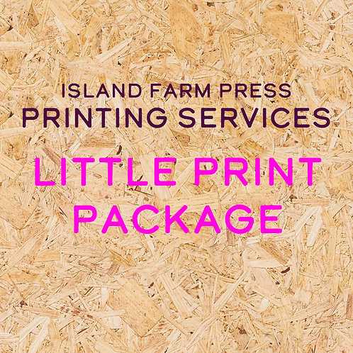 Little Print Package
