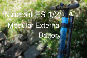 Ninebot Modular Battery Mount